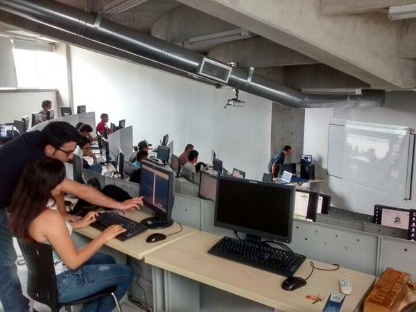 Nodeschool International day