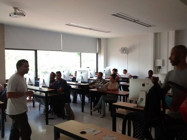 Nodeschool International Day 2016