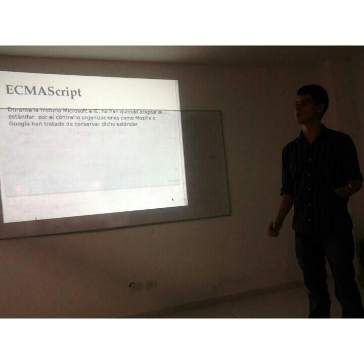 Introducción a Javascript del lado del cliente y del servidor