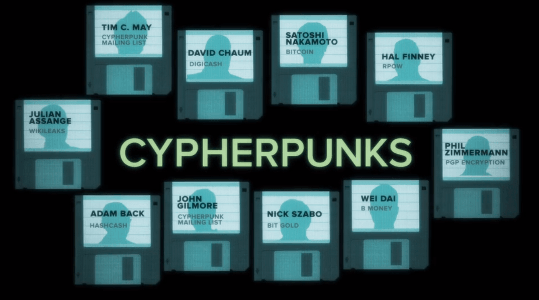 Fig.9 Cypherpunks