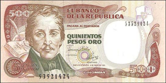 Fig.5 Papel moneda como respaldo de confianza.