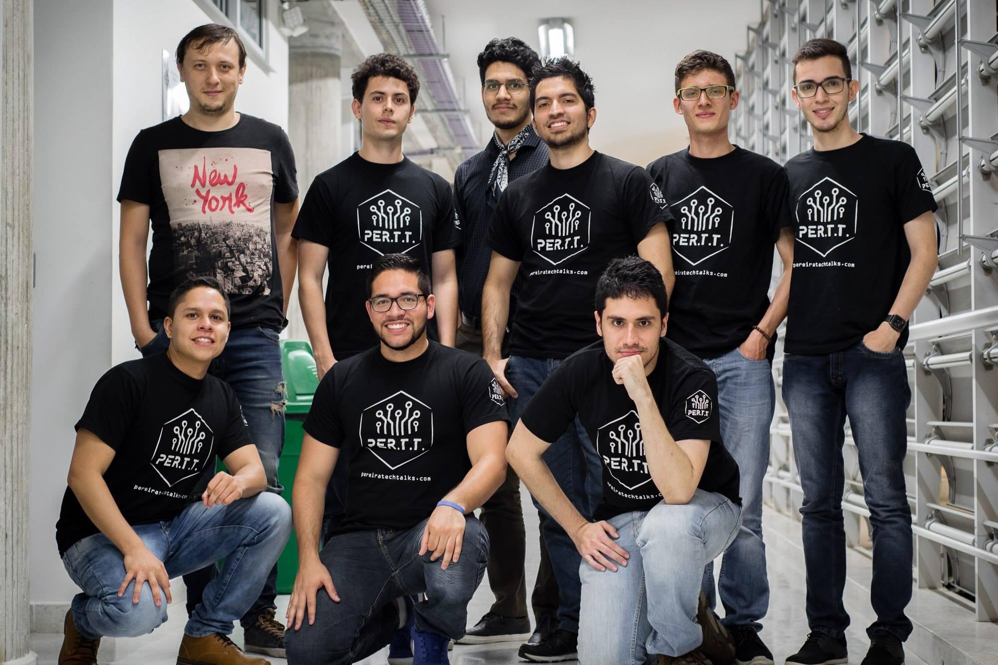 Pereira Tech Talks, charlas con un lenguaje universal