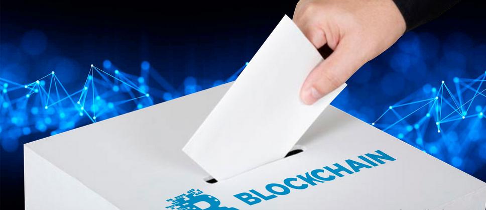 Fig.19 Sistema de votación electrónica basado en Blockchain