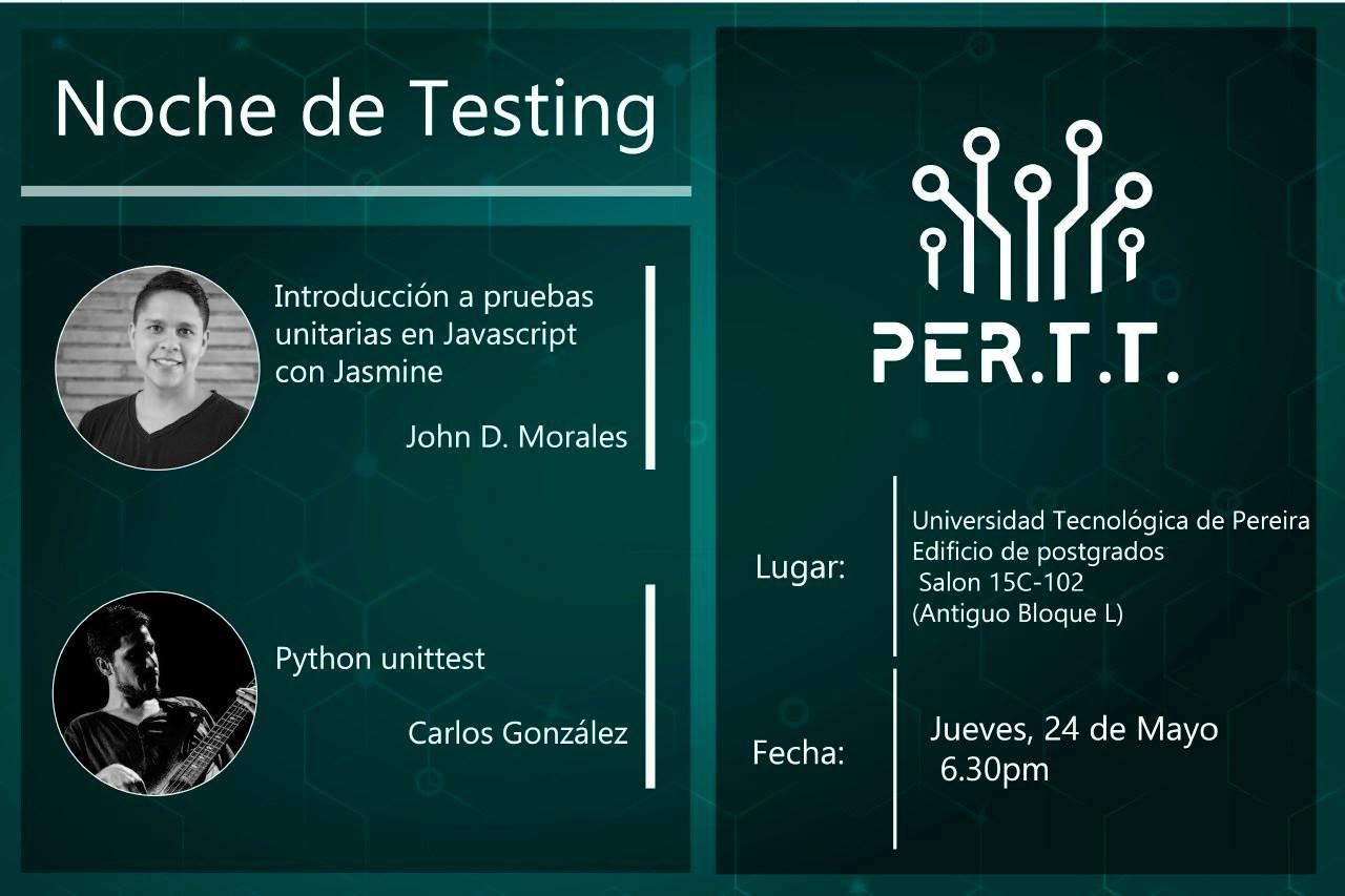Noche de testing - Pruebas Unitarias en Python y Javascript