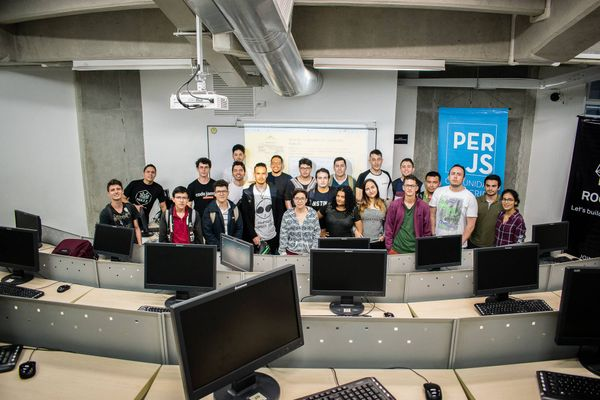 🏫 NodeSchool Day Pereira
